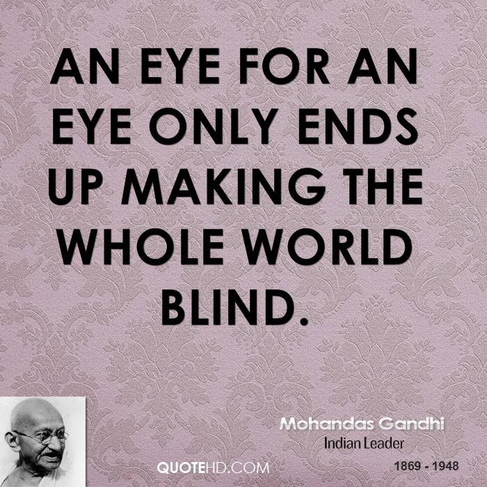 Gandhi Quotes On Peace Gorgeous Mohandas Gandhi Peace Quotes QuoteHD