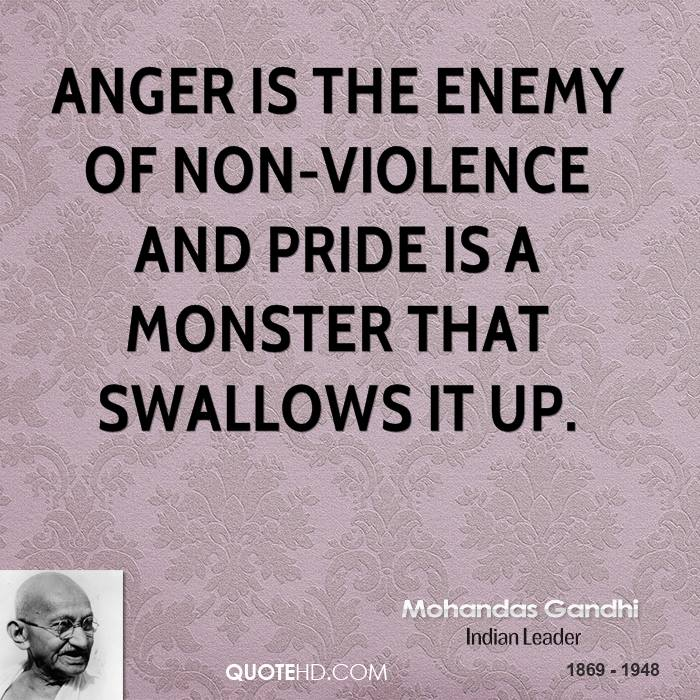 Elegant Angry Leaders Image With Quote
