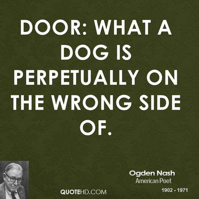 a biography of ogden nash an american humorist Frederic ogden nash (august 19, 1902 – may 19, 1971) was an american poet well known for his light verse, of which he wrote over 500 pieceswith his unconventional rhyming schemes, he was declared the country's best-known producer of humorous poetry.