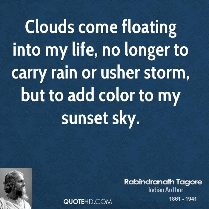 Rabindranath Tagore Life Quotes Quotehd