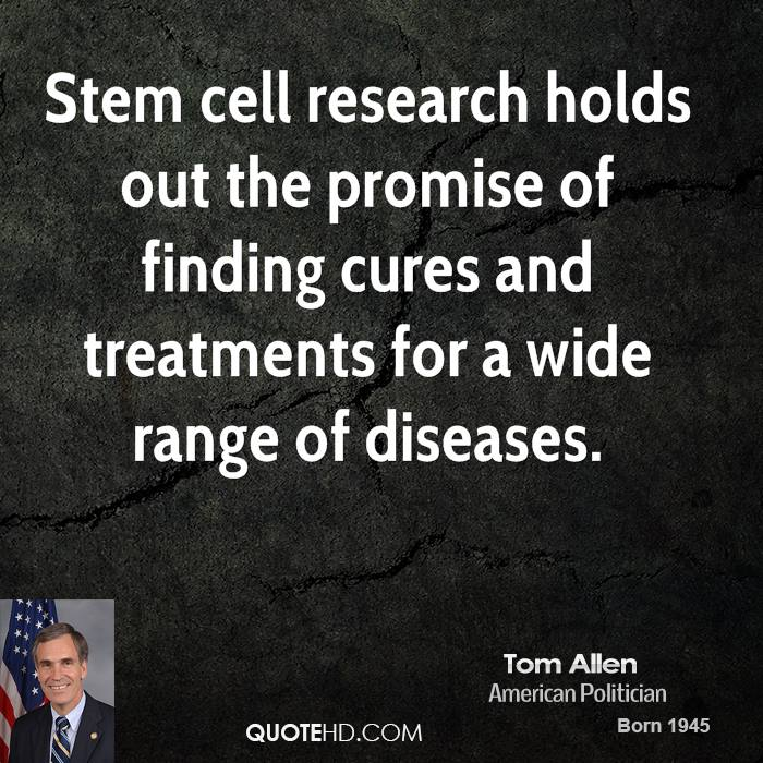 finding a cure stem cell research essay Stem cells are a type of cell that we all produce they are nonspecific cells that  could become any kind of cell in the body there is hope that.