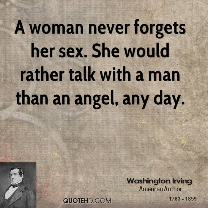 A woman never forgets