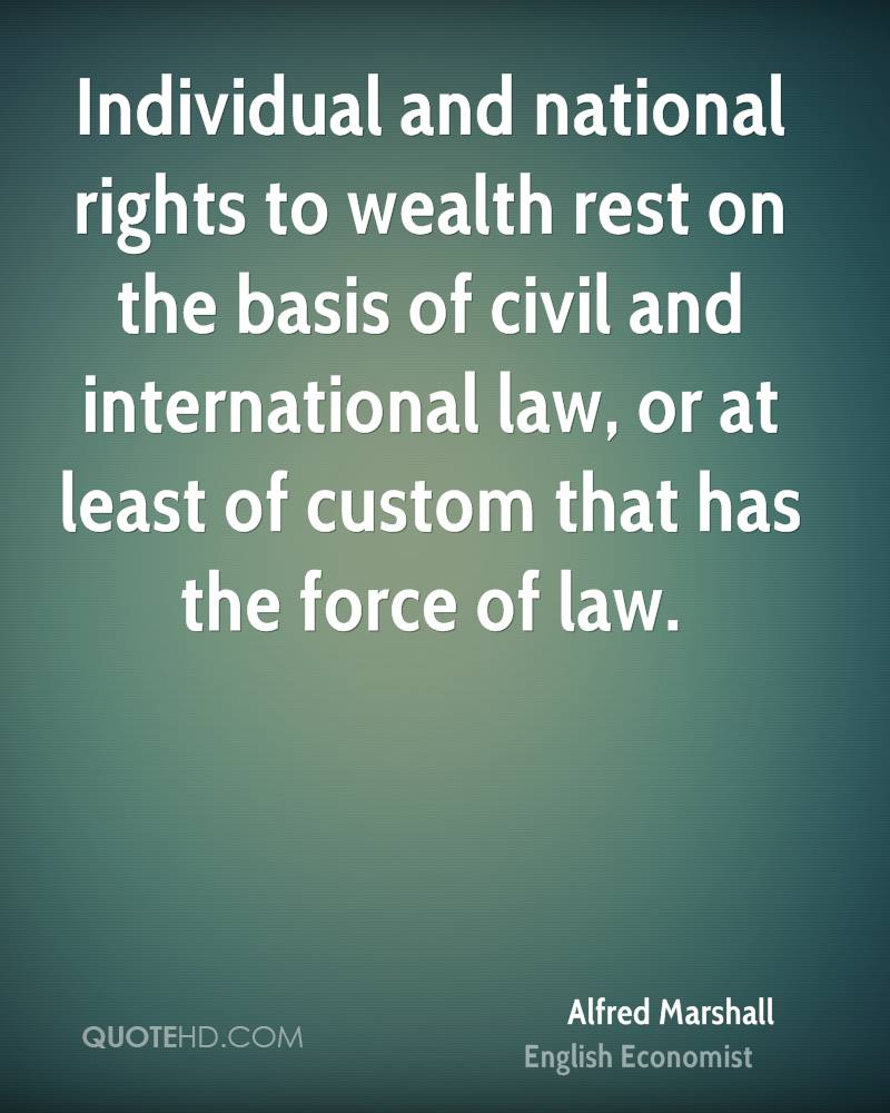 international law and national law Domestic and international law are enforced differently, mainly because international law has to deal with the issue of sovereignty even though.