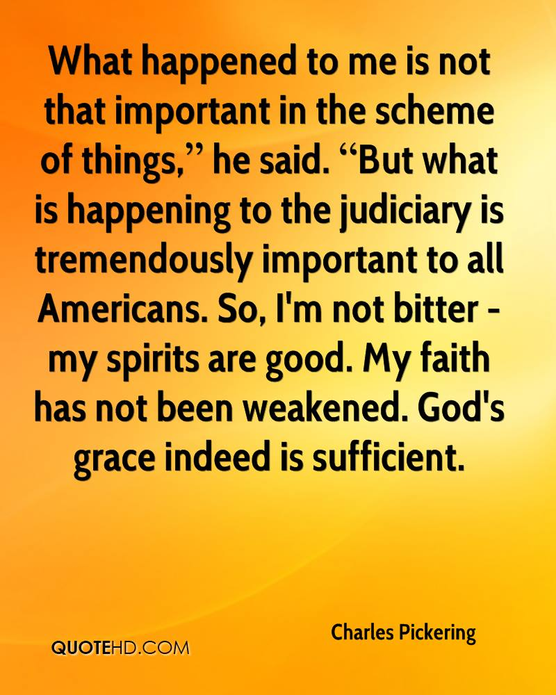 Charles Pickering Faith Quotes Quotehd