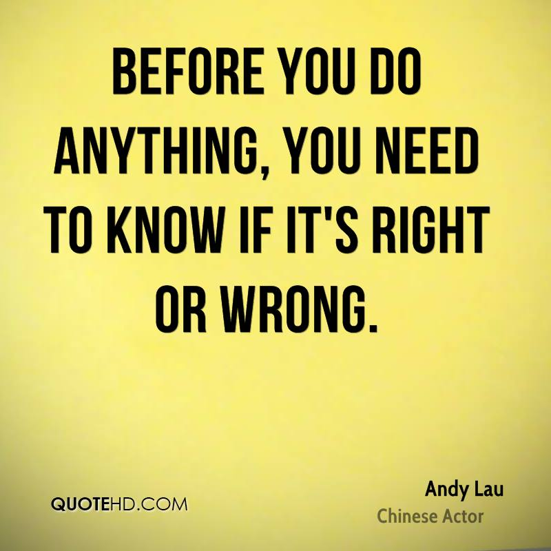 What Do You Need To Know Before Buying: Andy Lau Quotes