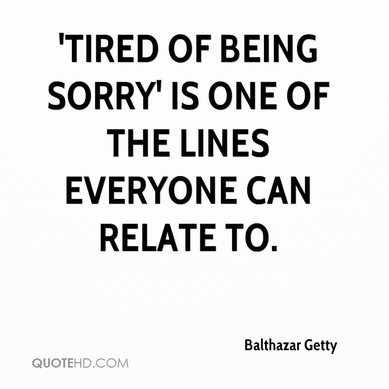 quotes about being sorry - photo #34