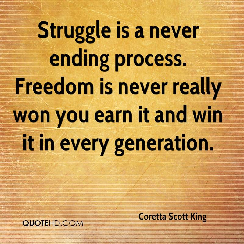 Coretta Scott King Quotes QuoteHD Mesmerizing Coretta Scott King Quotes