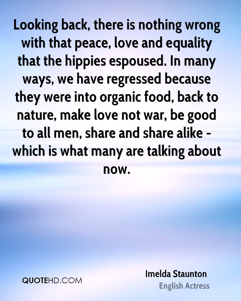 Quotes About Peace And Love Imelda Staunton Food Quotes  Quotehd