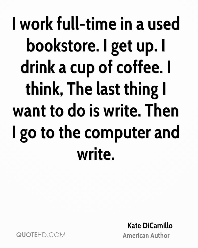 Kate Dicamillo Quotes Quotehd