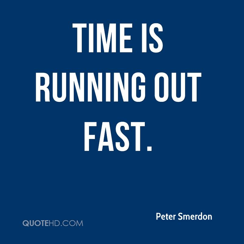 time is running out Check out time is running out by muse on amazon music stream ad-free or purchase cd's and mp3s now on amazoncom.