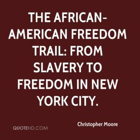 from slavery to freedom the african american Facts, information and articles about slavery in america, one of the causes of the civil war slavery in america summary: slavery in america began in the early 17th.