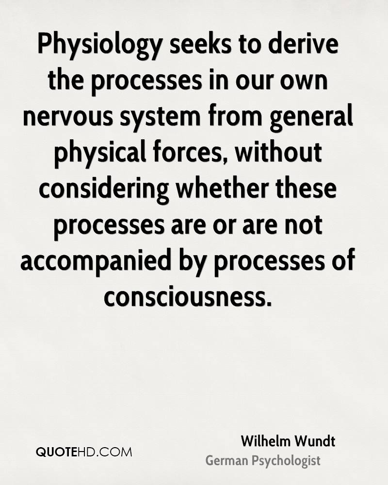 Physiological Quotes