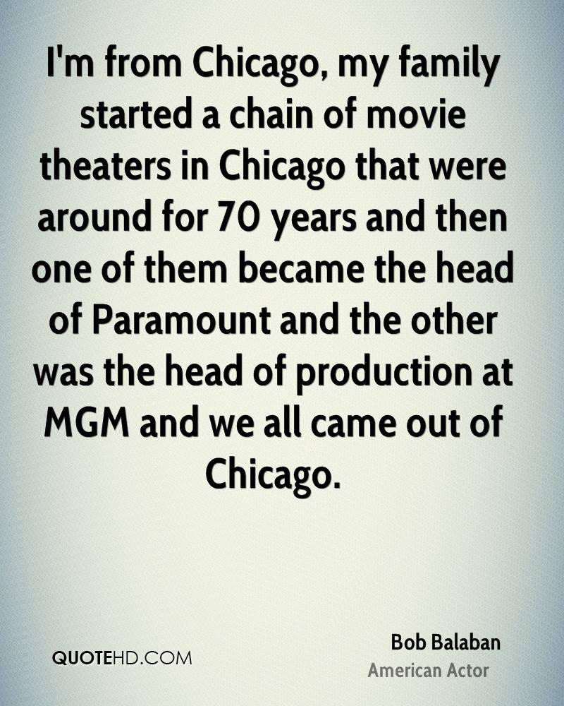 Quotes from chicago movie