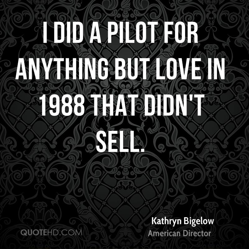 I did a pilot for Anything But Love in 1988 that didn't sell.