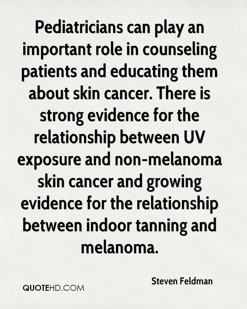Quotes For Cancer Patients Steven Feldman Quotes  Quotehd
