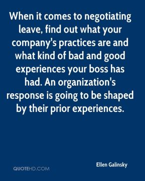When it comes to negotiating leave, find out what your company's practices are and what kind of bad and good experiences your boss has had. An organization's response is going to be shaped by their prior experiences.
