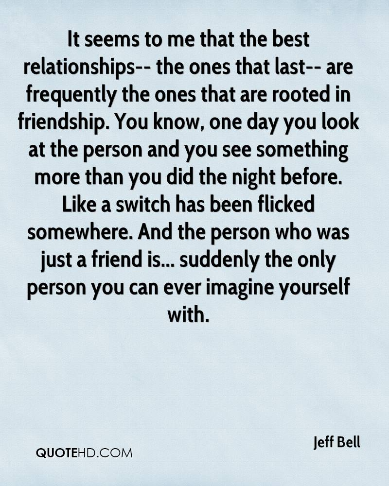 Best Quotes Ever About Friendship Jeff Bell Friendship Quotes  Quotehd