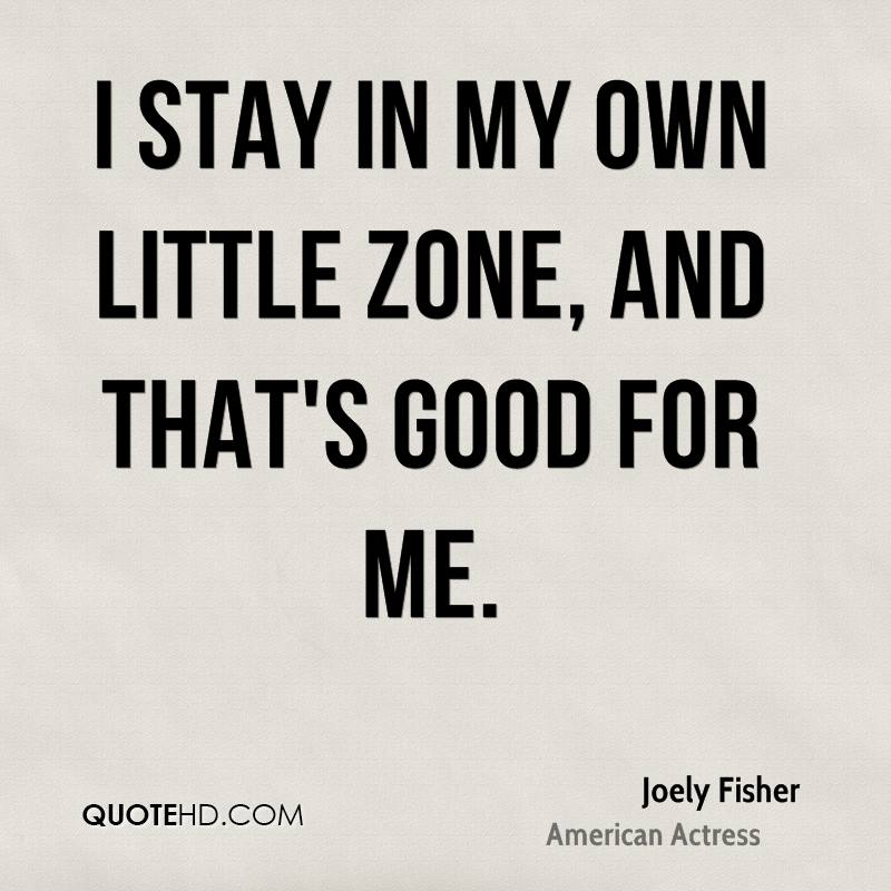 Own It Quotes Interesting Joely Fisher Quotes  Quotehd