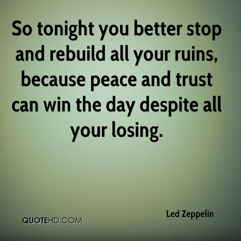Led Zeppelin Quotes Quotehd