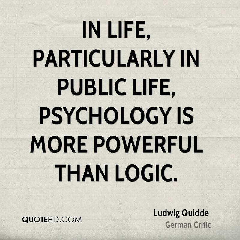 psychology quotes about life