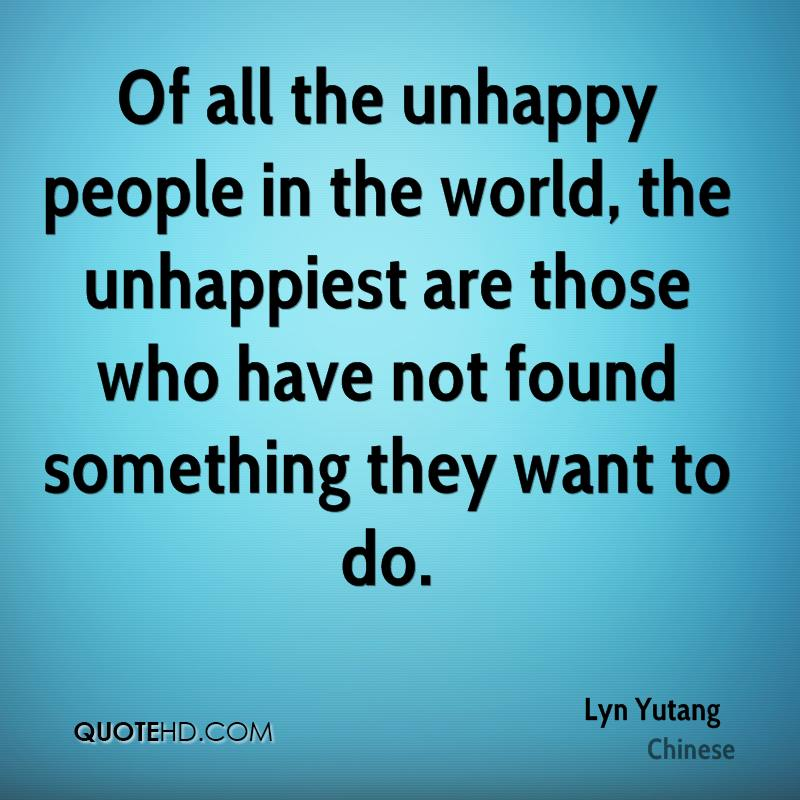 Lyn Yutang Quotes | QuoteHD