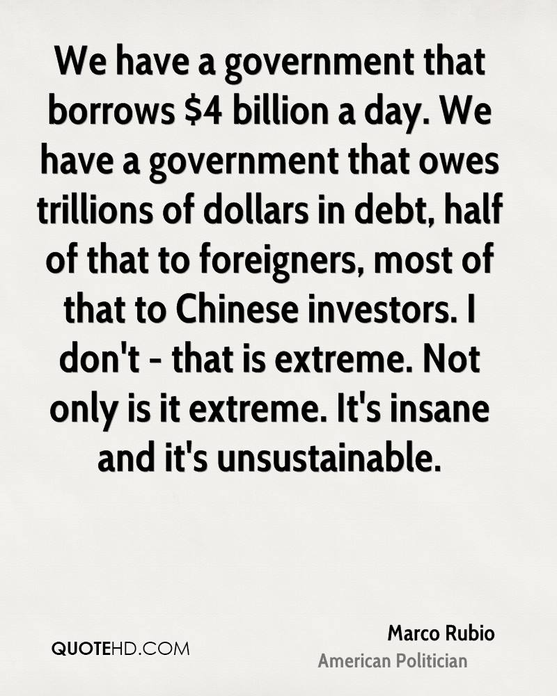 Marco Rubio Quotes   Marco Rubio Government Quotes Quotehd