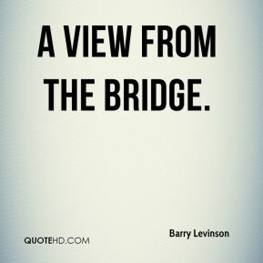 Barry Levinson - A View From the Bridge.