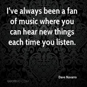 I've always been a fan of music where you can hear new things each time you listen.