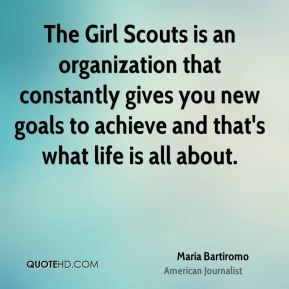 girl scout quotes