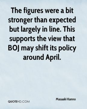 The figures were a bit stronger than expected but largely in line. This supports the view that BOJ may shift its policy around April.