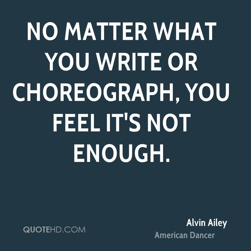 alvin ailey quotes quotehd