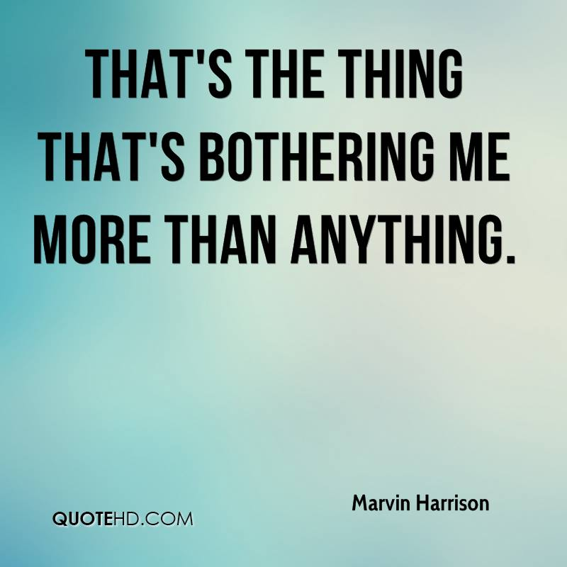 Marvin Harrison Quotes Quotehd