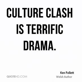 Culture clash is terrific drama.