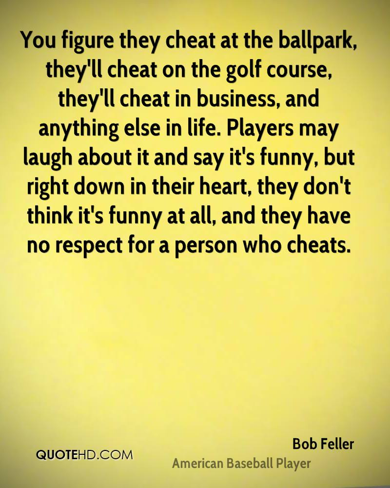 Golf And Life Quotes Bob Feller Quotes  Quotehd