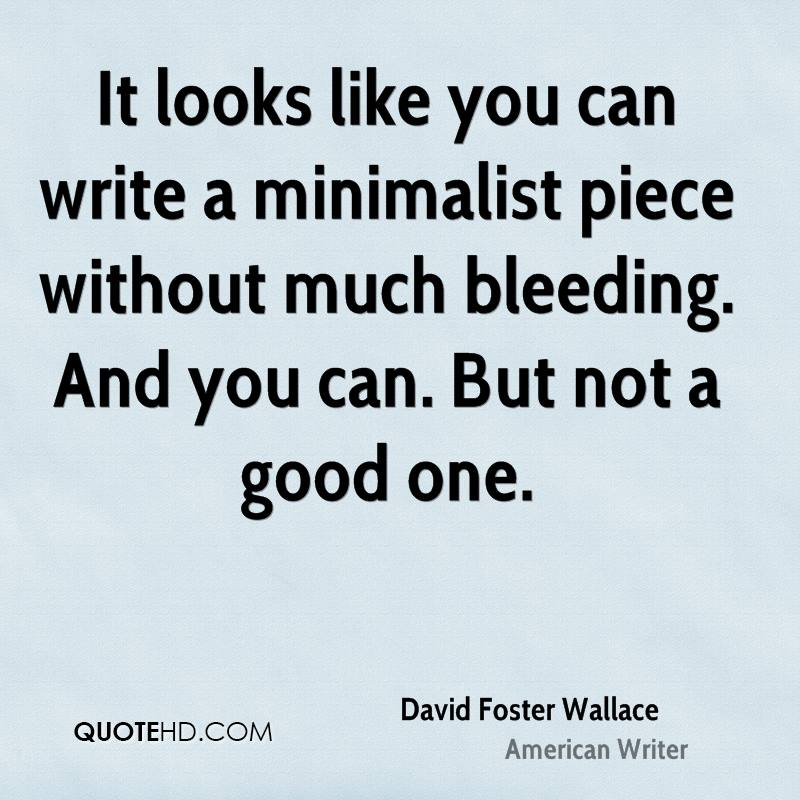 David Foster Wallace Quotes | QuoteHD
