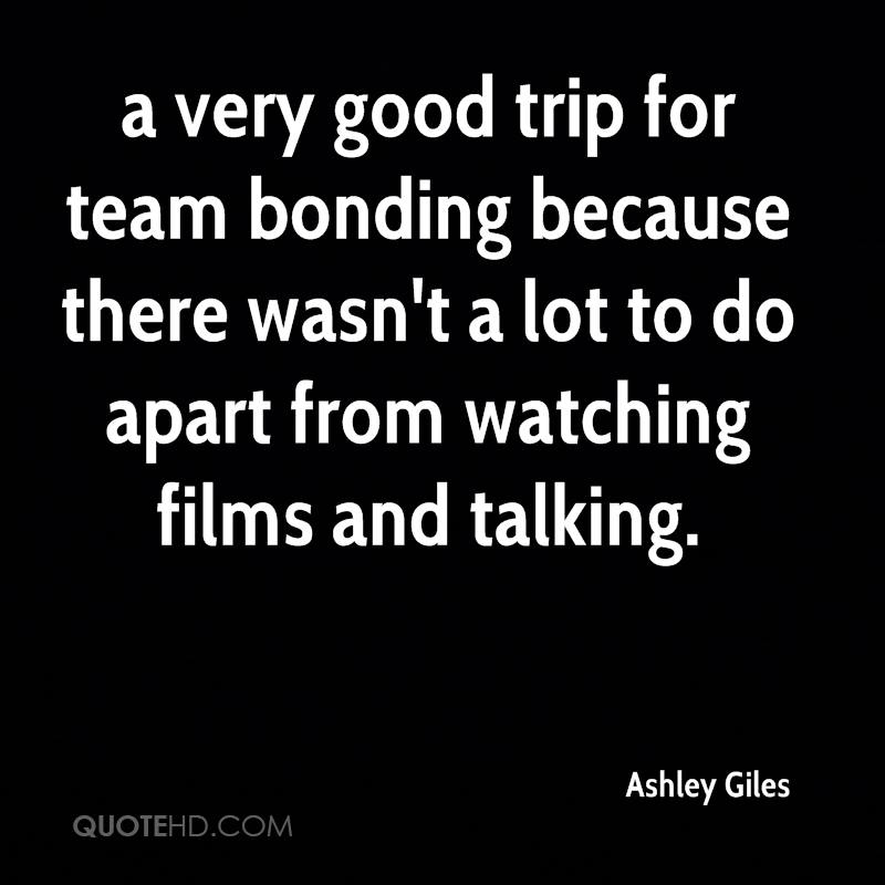 Bonding Quotes Enchanting Ashley Giles Quotes QuoteHD