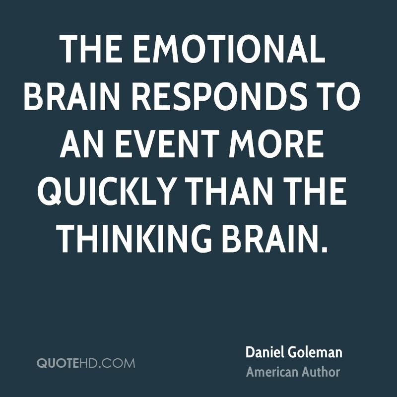 Daniel Goleman Intelligence Quotes  QuoteHD