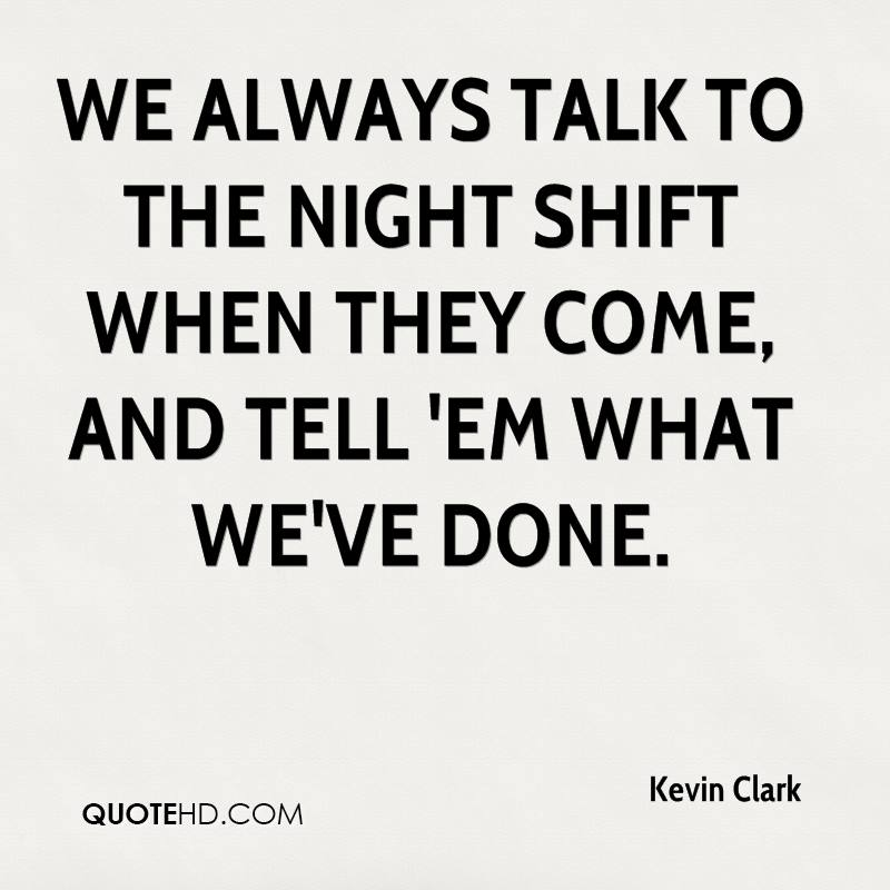Kevin Clark Quotes