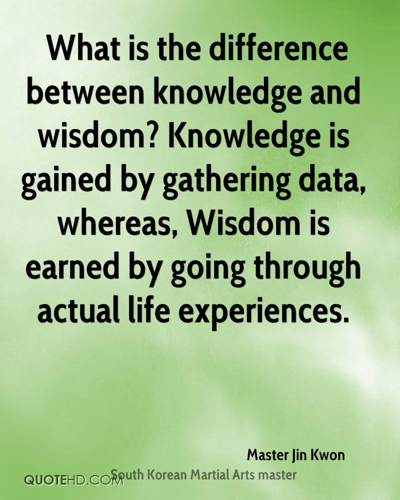 knowledge and wisdom Wisdom and knowledge in james 1:5-8, god promises to supply his biblical wisdom, supernatural guidance and natural wisdom to all who ask and trust him for it.