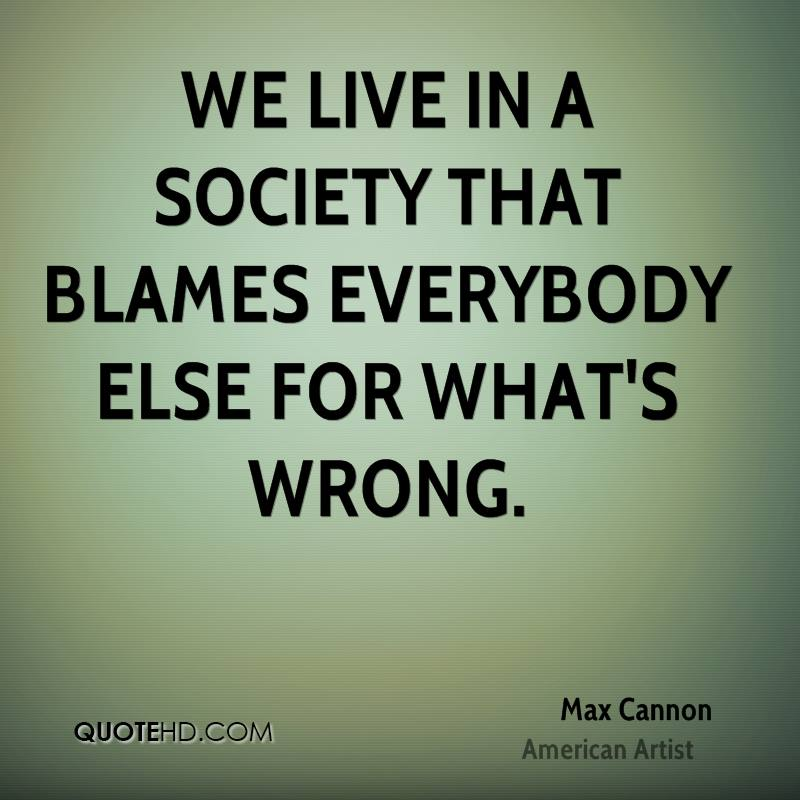 Society Quotes Adorable Max Cannon Society Quotes  Quotehd