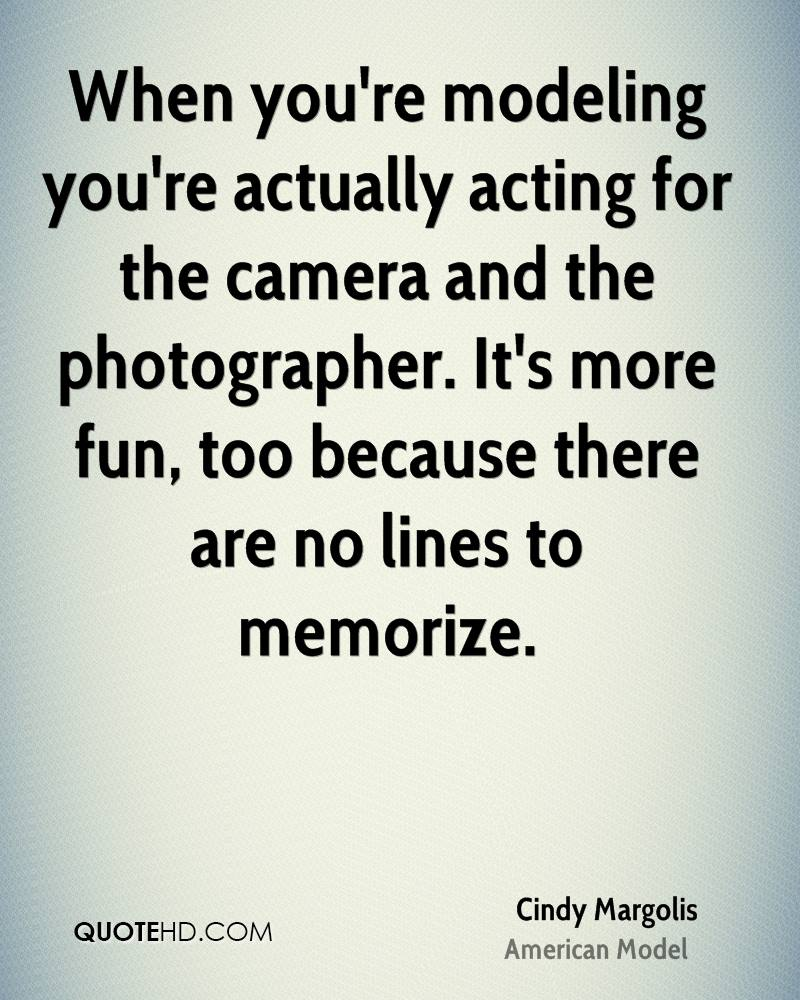 Cindy Margolis Photography Quotes | QuoteHD