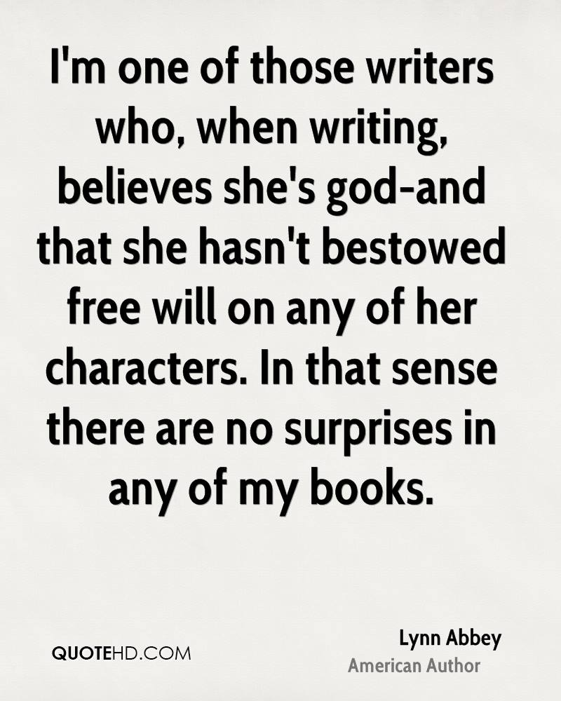 Writers Quotes Lynn Abbey Quotes  Quotehd