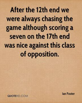 After the 12th end we were always chasing the game although scoring a seven on the 17th end was nice against this class of opposition.