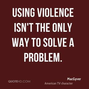 violence on television is an importance issue