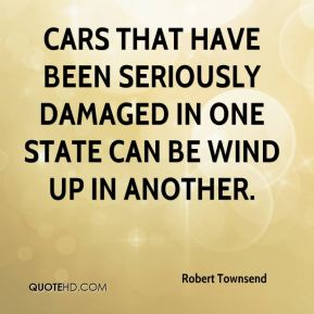Cars that have been seriously damaged in one state can be wind up in another.