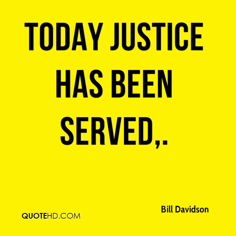 justice is served Street justice and bad people getting what they deserve.