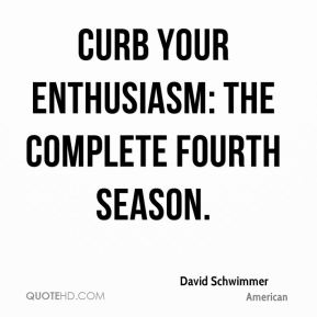 Curb Your Enthusiasm: The Complete Fourth Season.