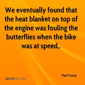 We eventually found that the heat blanket on top of the engine was fouling the butterflies when the bike was at speed.