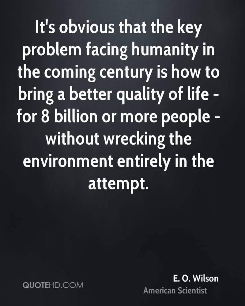 What Are the Key Problems Facing the World in the 21st Century?