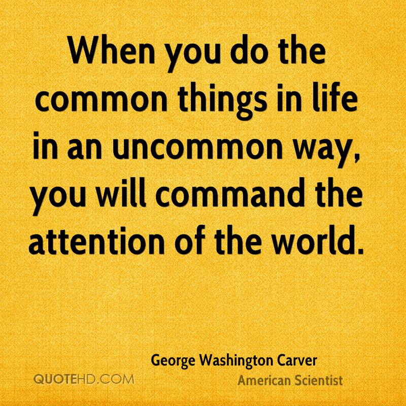 George Washington Carver Life Quotes | QuoteHD